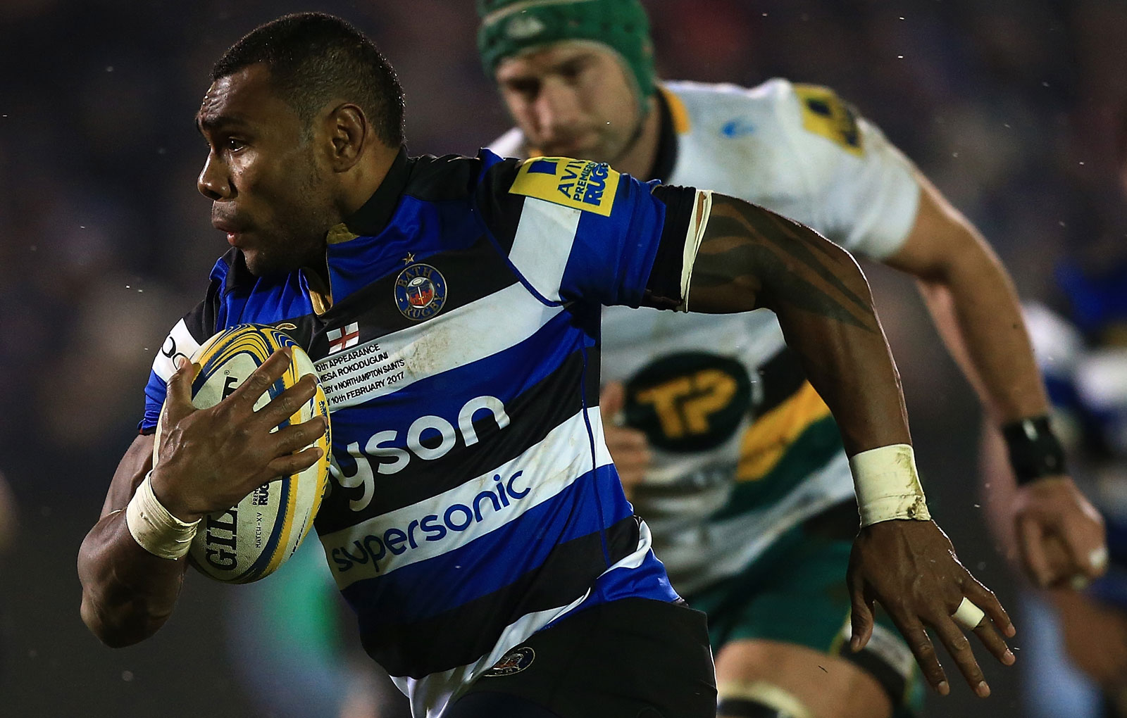 Match Analysis: Bath v Northampton