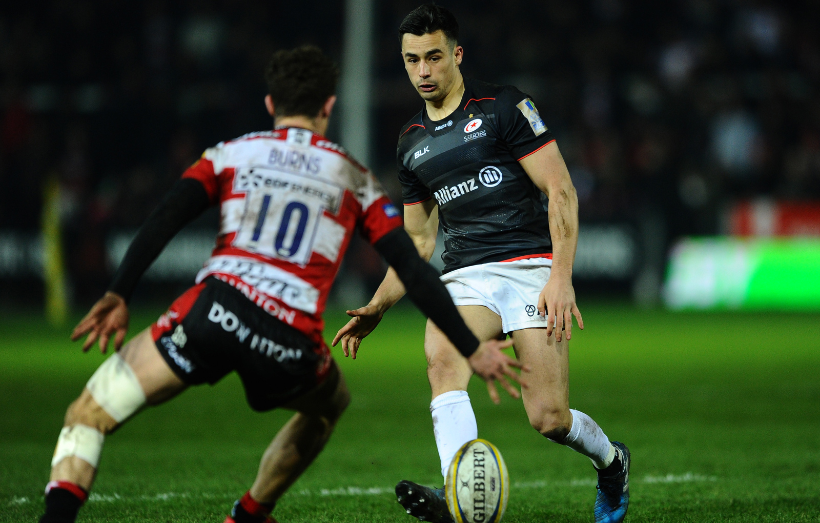 Match Analysis: Gloucester v Saracens
