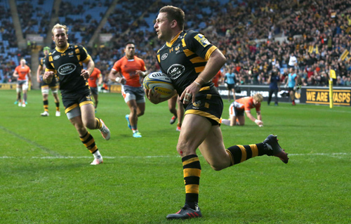 Aviva Premiership 2017 Team of the Season