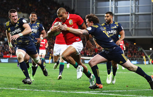 Match Analysis: Highlanders v Lions