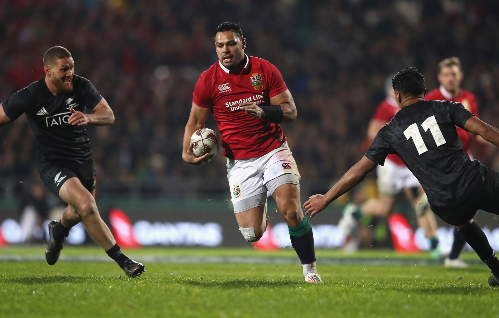 Match Analysis: Maori All Blacks v Lions