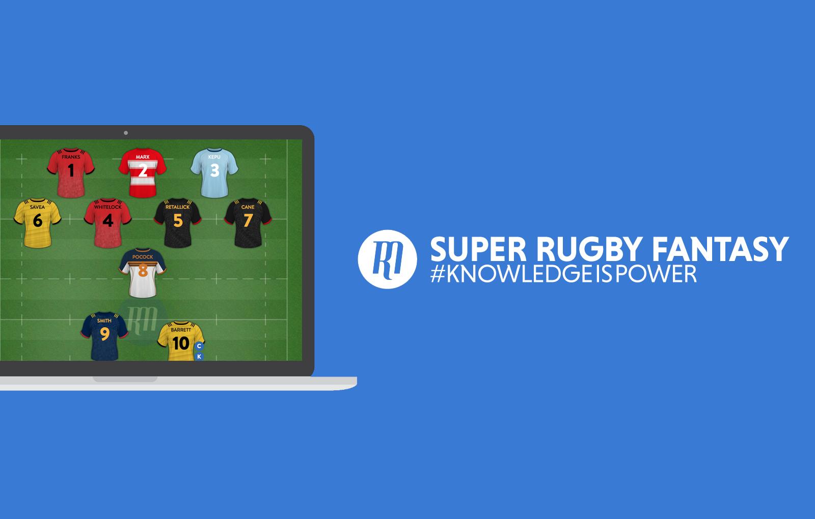 Super Rugby Fantasy