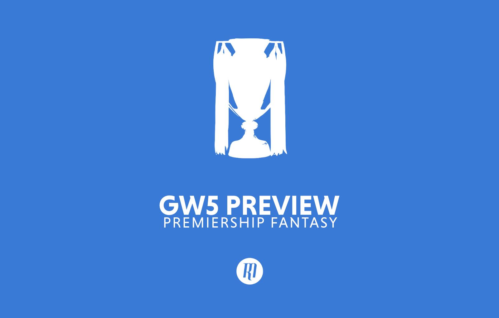 Fantasy Rugby: Premiership Gameweek 5 Preview