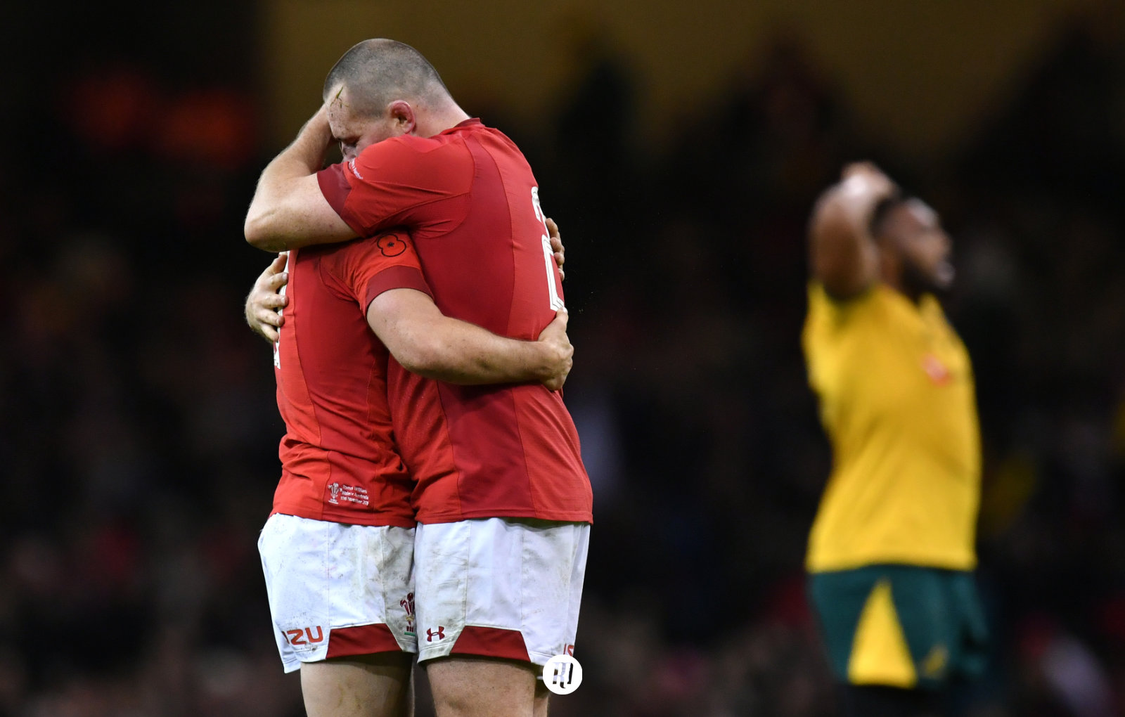 Pocock & Tipuric shine in dull day in Cardiff