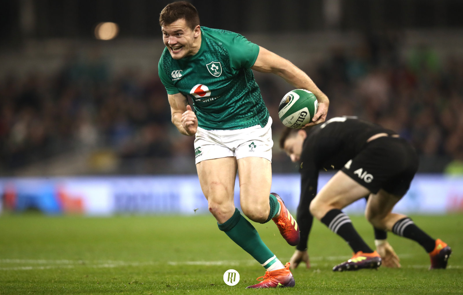 Match Analysis: Ireland v New Zealand