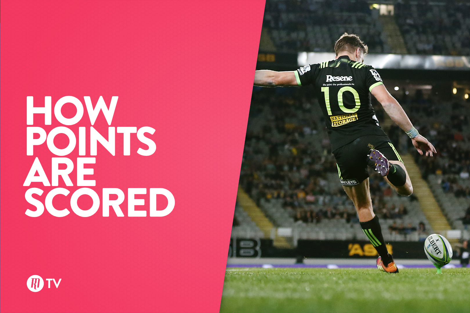 How Points Are Scored: Rugby Magazine Fantasy Show