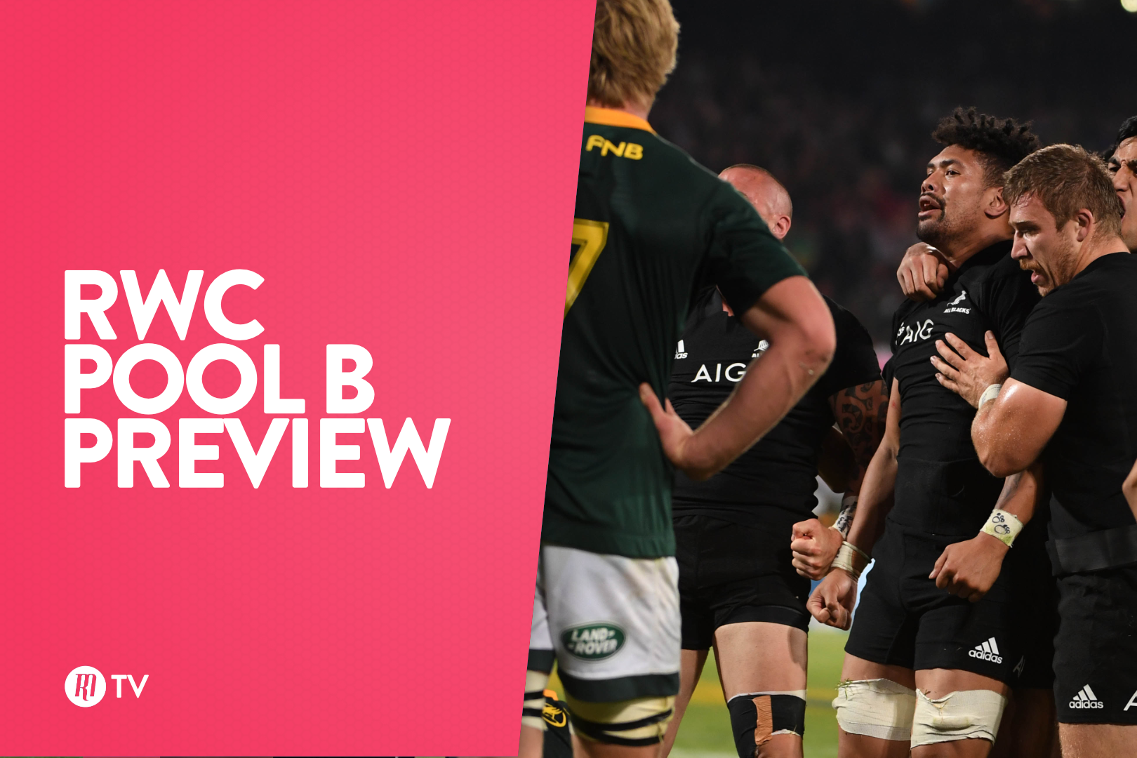 RWC Pool B Preview: Fantasy Show