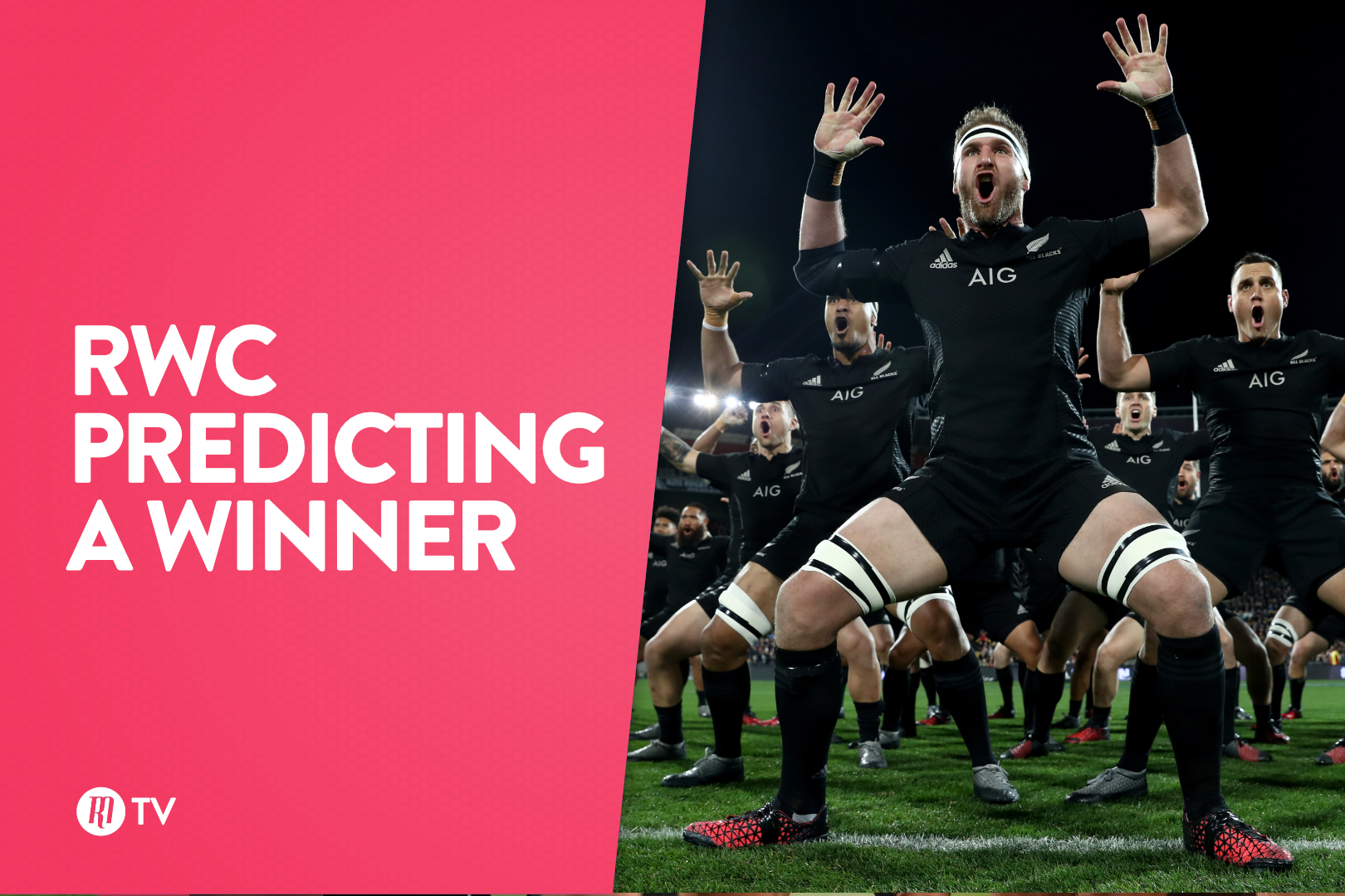 Predicting The Winner of the RWC: Fantasy Show