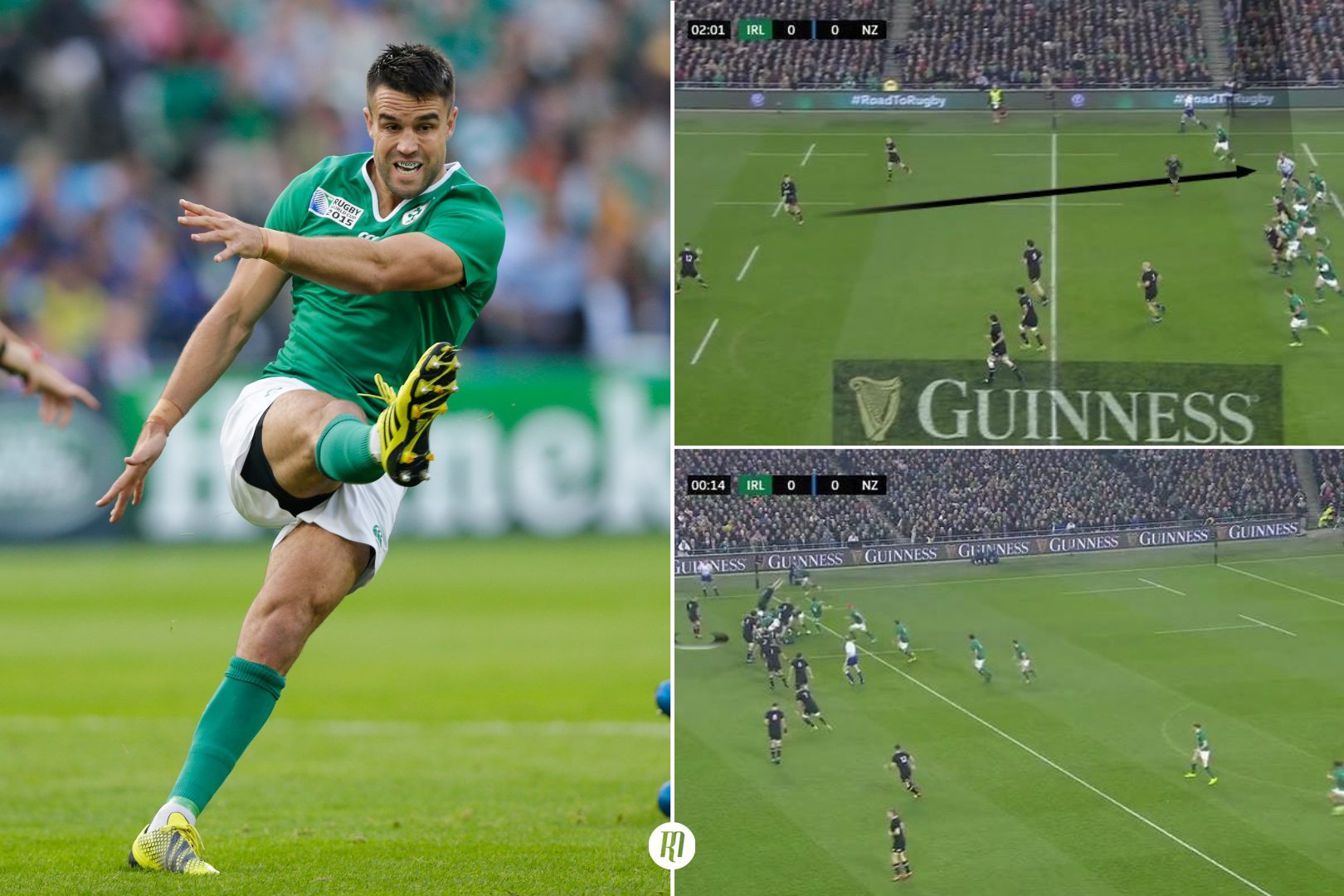 Analysis: How To Beat Ireland's Kicking Game