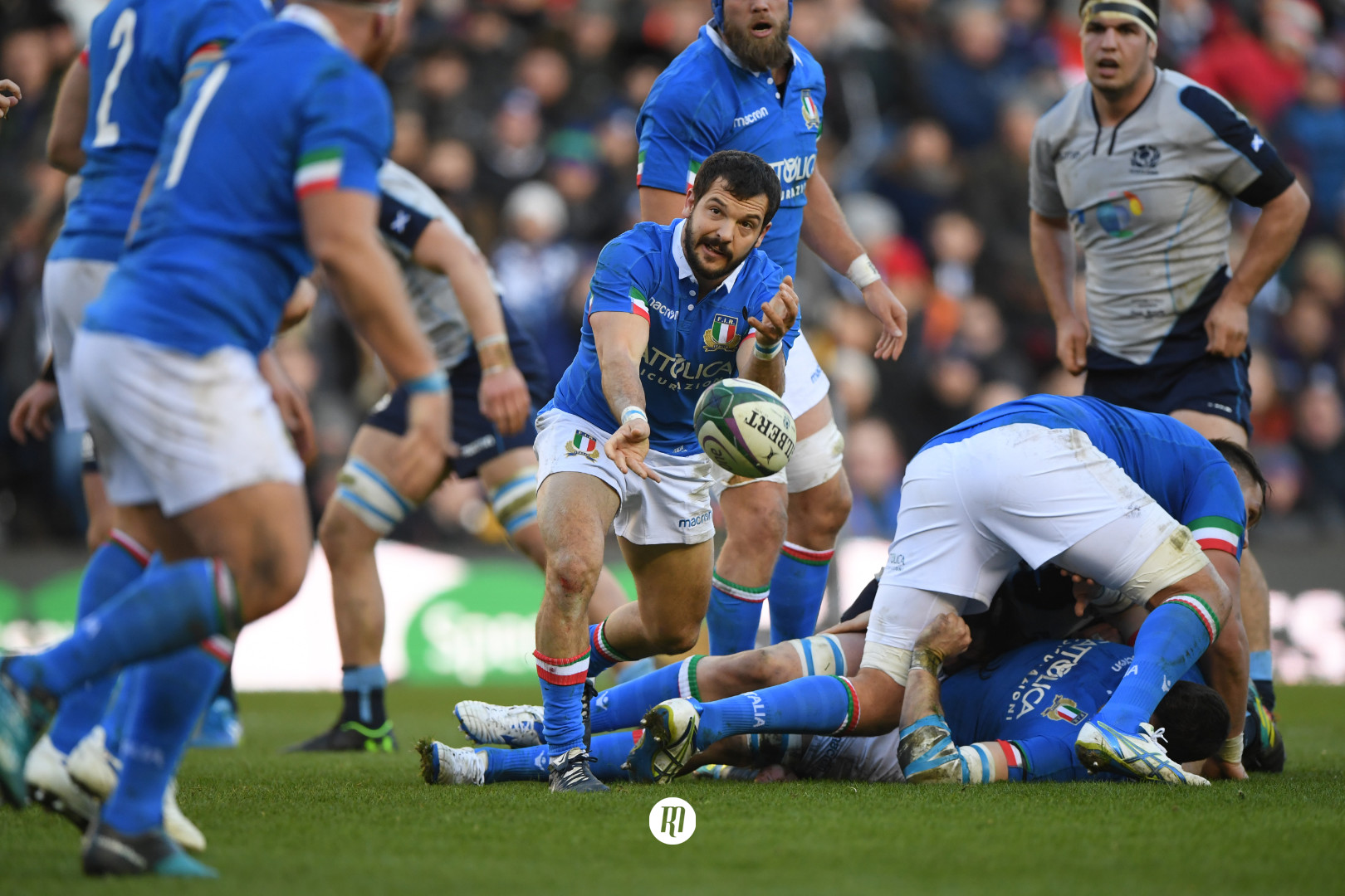 Did Italy's Murrayfield defeat signal the start of a rise in fortunes for the Azzurri?