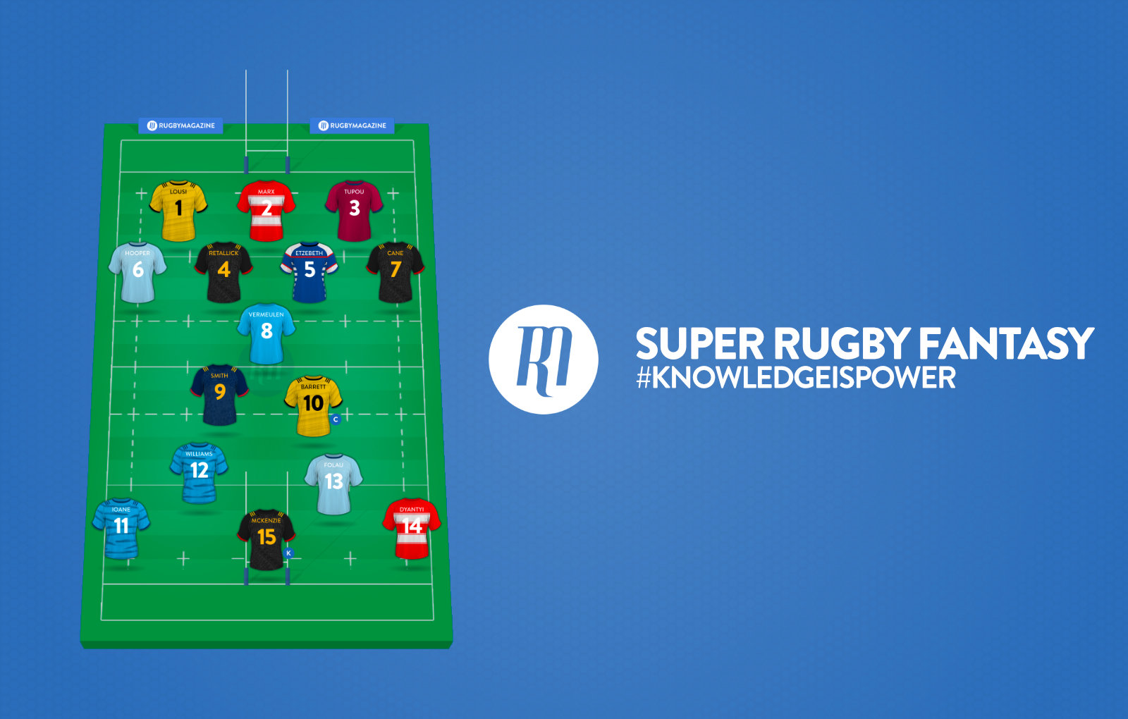 Super Rugby Fantasy: Team Selection, Strategy & Tips