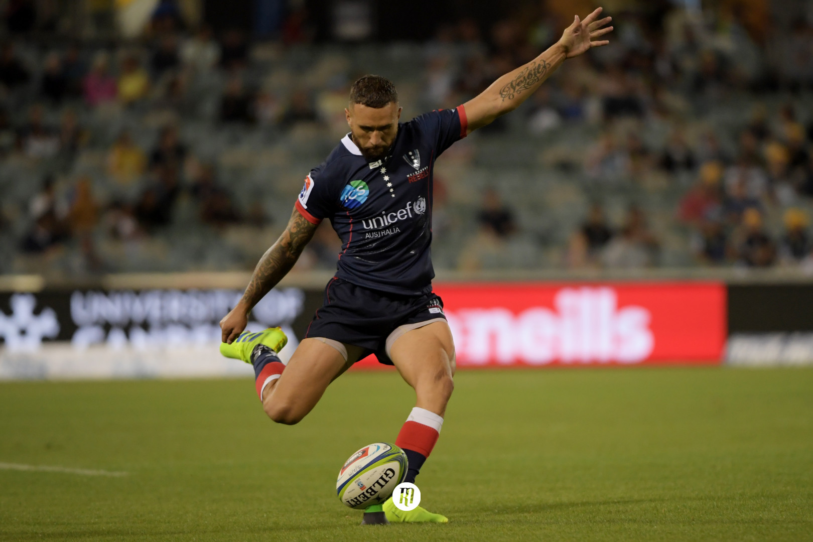 Quade Cooper and Will Genia roll back the years in Canberra victory
