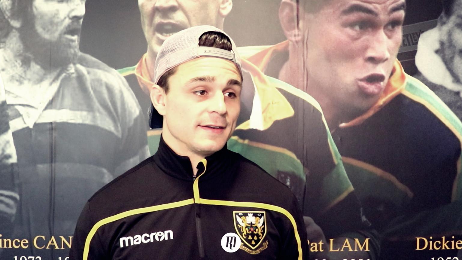Tom Collins excited for Saracens challenge alongside tight Saints group