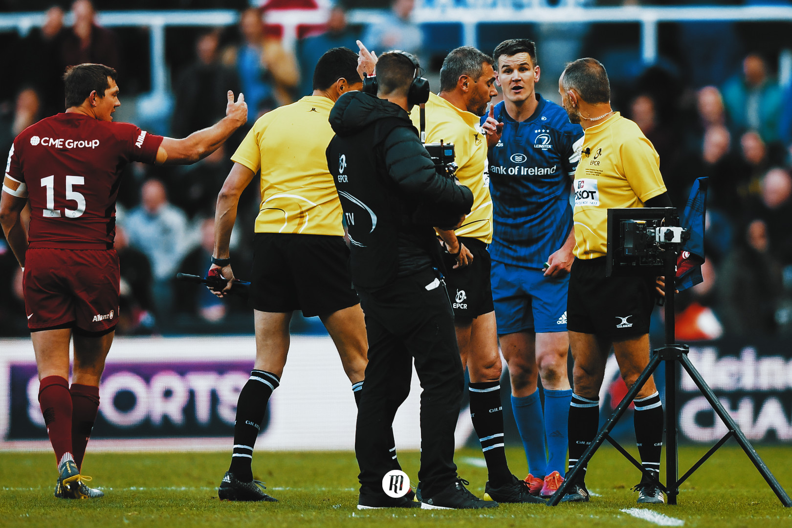 What rugby must learn from football's VAR system if it is to avoid refereeing injustice
