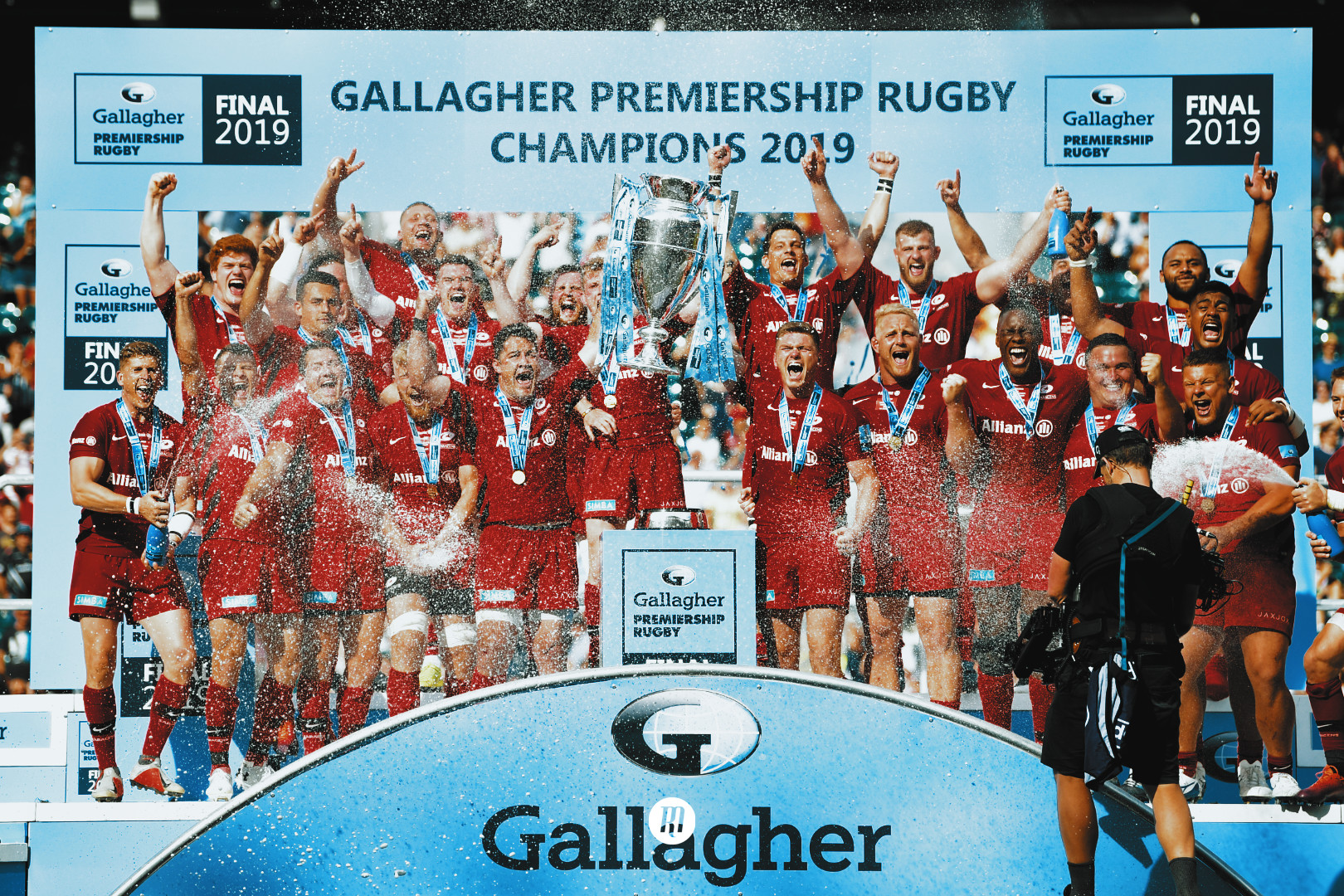 Gallagher Premiership Fantasy Rugby