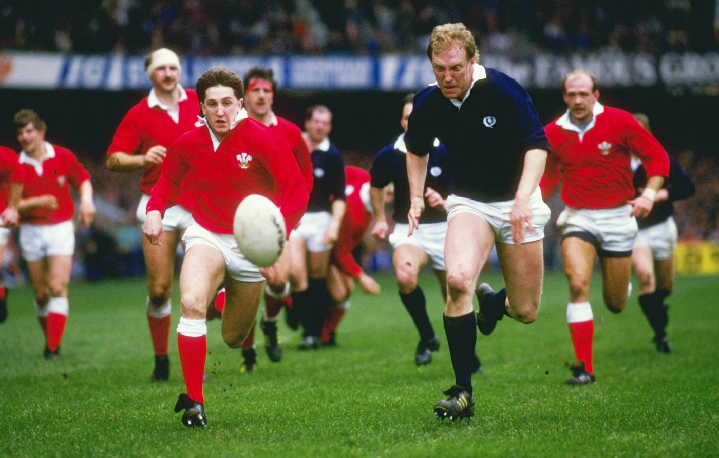 A game amongst political turmoil, Scotland vs Wales